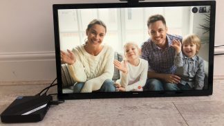 CallGenie Appliance with 4K UHD Webcam