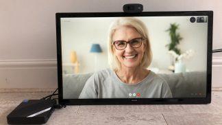 CallGenie Appliance with HD Webcam